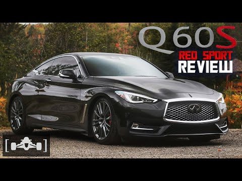Infiniti Q60 Red Sport 400 Review | More Luxury Than Sport