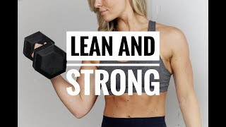 Intense FULL BODY STRENGTH Workout