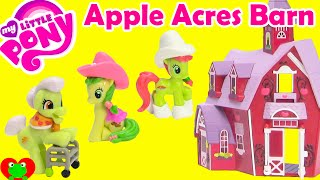 My Little Pony Sweet Apple Acres Barn Playset with Granny Smith