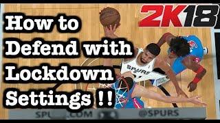 Video All NBA 2K18 Defensive Settings Explained: Best 2K18 How to defend Tutorial. 2K18 Defense Tips download MP3, 3GP, MP4, WEBM, AVI, FLV September 2017