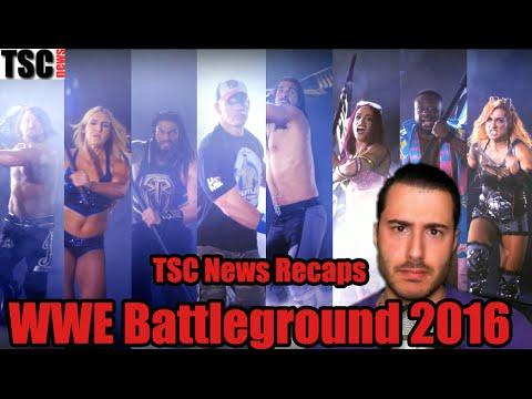 WWE Battleground 2016 Recap: Roman Reigns, Randy Orton Return