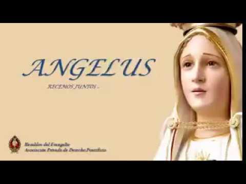 Oración Mariana - Angelus