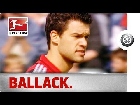 Ballack and Bayer's Bad Day versus Bremen in 2002