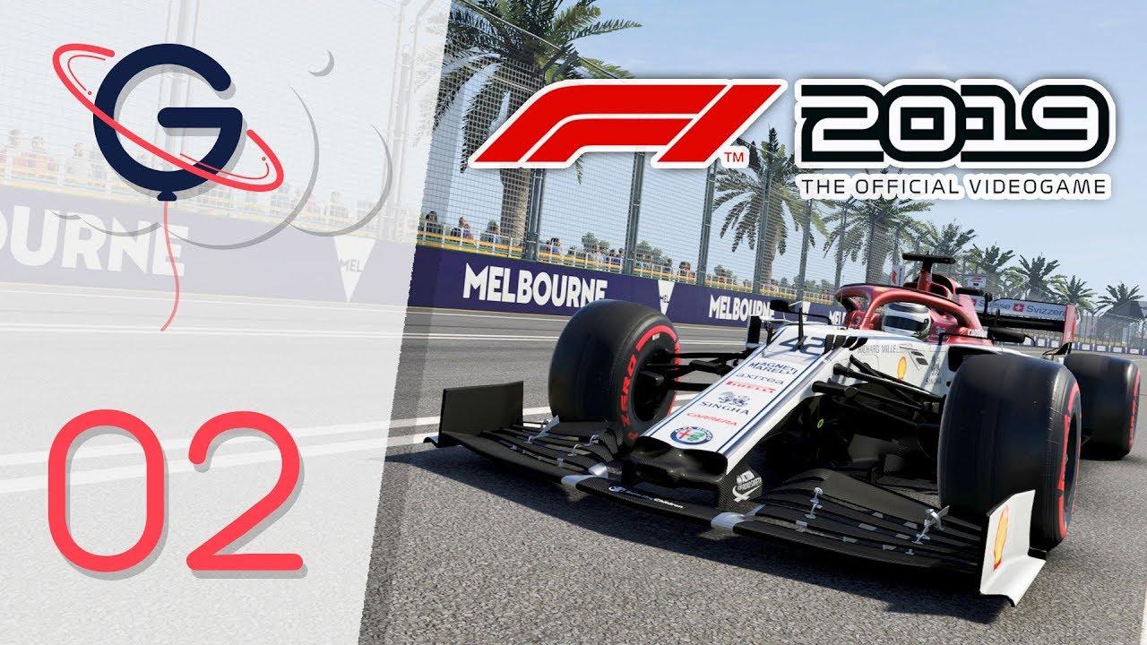 Download F1 2019 : MODE CARRIÈRE FR #2 - Première Course en F1 ! (Australie)