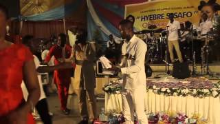Kwaku Manu @ Obaapa Christy Album Lounch 2015 hyebre sesafo