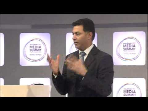 Keynote by Nikesh Arora, Chief Business Officer, Google Inc., Abu Dhabi Media Summit 2011