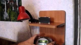 Радио с часами Vitek -  обзор и ремонт