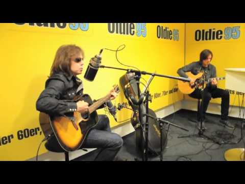 """Europe mit """"The Final Countdown"""" unplugged bei Oldie 95"""