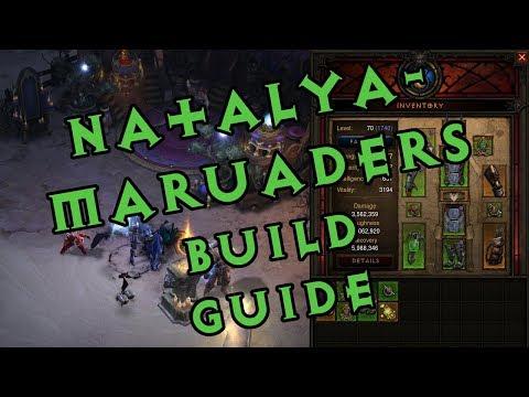 Diablo III - Natalya-Marauders Demon Hunter Build Guide