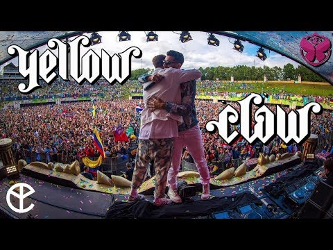 Yellow Claw DROPS ONLY Tomorrowland 2018