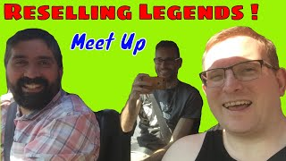 Reseller meet up, Gaming, BBQ, Boot Sales & Banter. With Nic Hills and Zaheer Malik