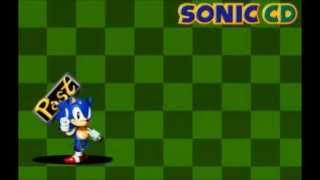 Baixar Sonic CD Soundtrack US - Game Over