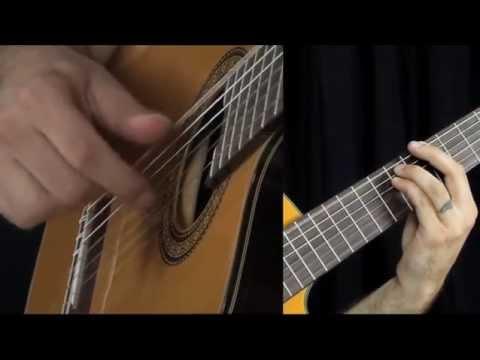Anlatımlı Klasik Gitar Tremolo Tekniği