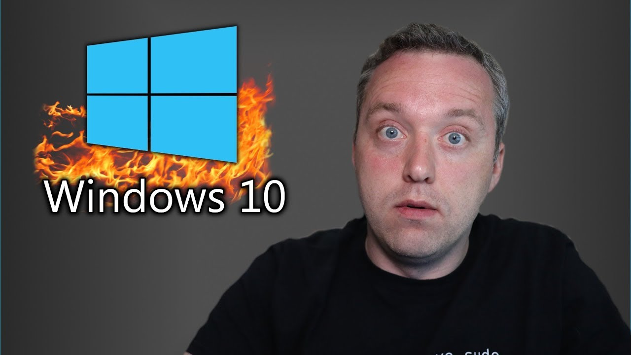 Windows 10 Keeps Getting Worse