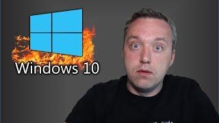 Windows 10 Keeps Getting Worse