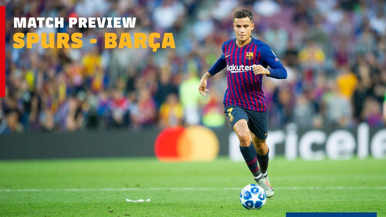 TOTTENHAM 2-4 BARÇA | Match preview