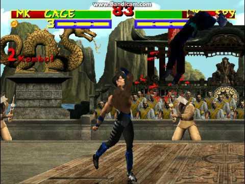 Mortal Kombat 4 2d Mugen - asiabestline's blog