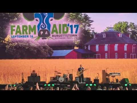 """Willie Got Me Stoned"" Jack Johnson Live @ Farm Aid 2017 9/16/17"