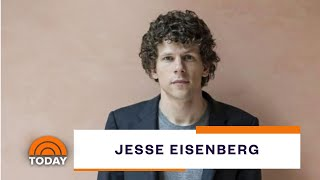 Jesse Eisenberg On Learning Karate For 'The Art Of Self-Defense'   TODAY