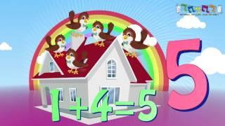 Dziesmas Bērniem.5 Zvirbulīši
