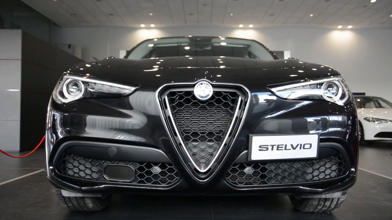 Alfa Romeo Stelvio First Edition Youtube