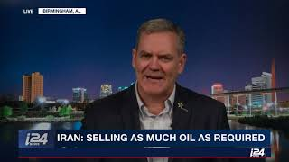 i24 - Discussing Iran and Russia Terrorism