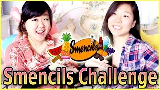 Smencils Challenge (with Jenny) - Tagged by RadioJH Audrey & The Crazy Pony Lady!