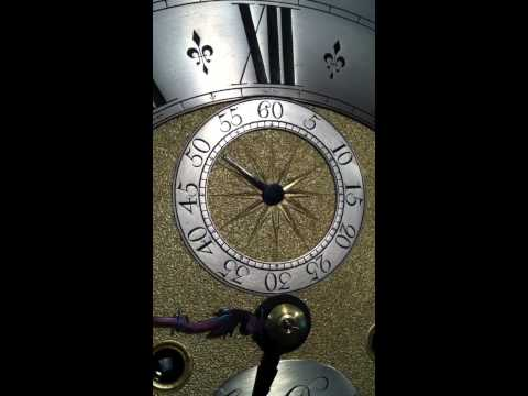 Longcase Clocks - London Longcase Clock