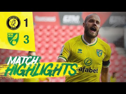 Bristol City Norwich Goals And Highlights