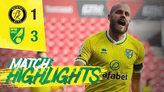 HIGHLIGHTS | Bristol City 1-3 Norwich City
