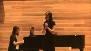 The Lass from the Low Countree - Nicole, Soprano
