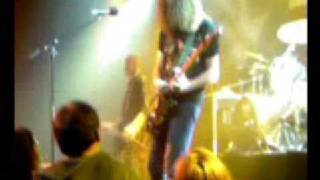"""King's X - Over My Head (live) - """"Insane Guitar Solo"""" - Part 1 of 2"""