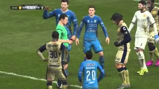 SIMULACION FIFA 16- DORADOS VS TIGRES -JORNADA 14