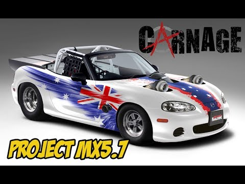 Download Youtube: CARNAGE Episode 5: Project MX5.7 - Part 1