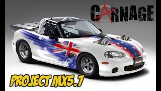 CARNAGE Episode 5: Project MX5.7 - Part 1