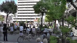 2015.05.02 大阪維新の会 住之江区・浜口東公園街頭タウンミーティング...