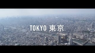 Trip To Tokyo, Japan | Nikon Cinematic Video/Film Test