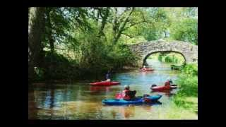 LOVELIEST CANAL WALK IN WALES? Pencelli, nr Brecon. Powys