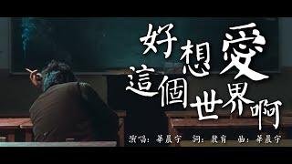好想愛這個世界啊  華晨宇【創作MV】