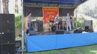 Вампир - Звуковой барьер - рок-фестиваль в Балашихе 26.06.2016