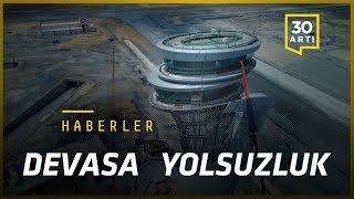 'Erdoğan hoş gelmedin'…3.Havaalanı vurgunu…Laçiner ve Tunç'a ceza…Moody's Türkiye'nin notunu düşürdü