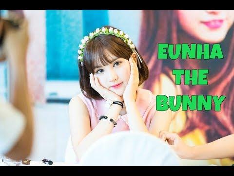 Jung Eunbi (Eunha) = The Cutest Bunny Ever (Funny/Cute Moments)
