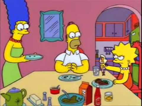 Lisa contra la Baby Malibu - Los Simpsons
