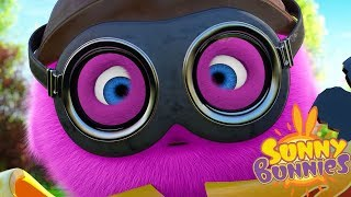 Cartoons for Children | SUNNY AIRLINES | SUNNY BUNNIES | Funny Cartoons For Children