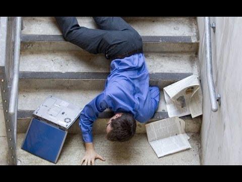 Falling Down The Stairs Sucks Furious Pete Talks Youtube