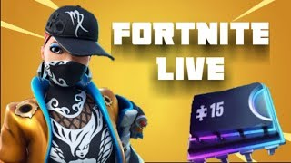 Fortnite live, Solid Gold LTM with subs, New Biz skin, Fortbyte locations
