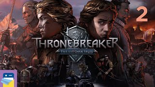 Thronebreaker: The Witcher Tales - iOS Gameplay Part 2 (by CD PROJEKT)