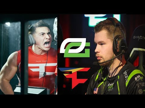FaZe Censor vs OpTic Crimsix - $2000 BET