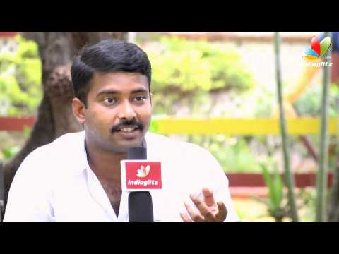 Attakathi Dinesh on his Film Career   Thirudan Police Movie   Interview