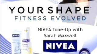 Your Shape: Fitness Evolved - Nivea DLC Trailer (2011) KINECT   HD